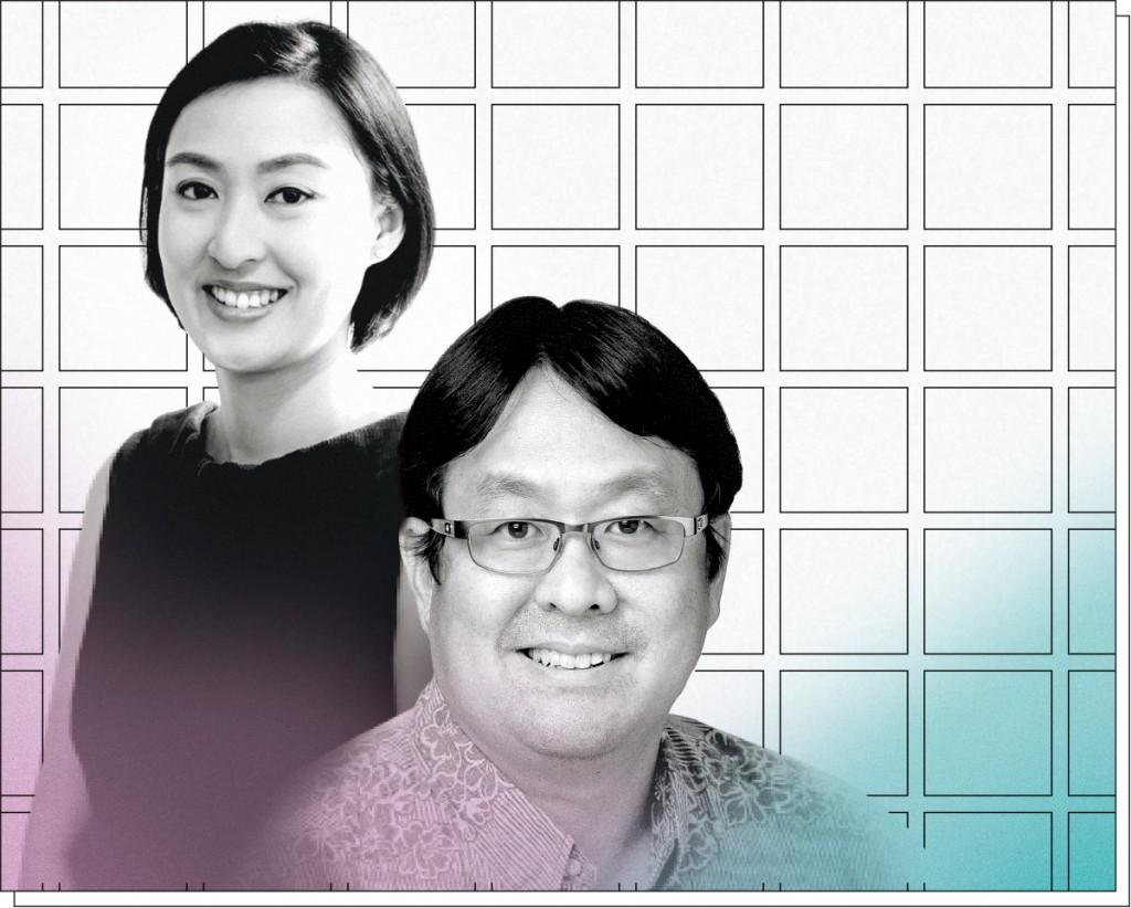 Cryptocurrency Ellen Ng And Len Higashi