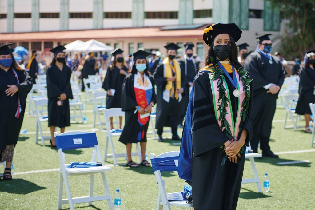 Chaminade Graduation
