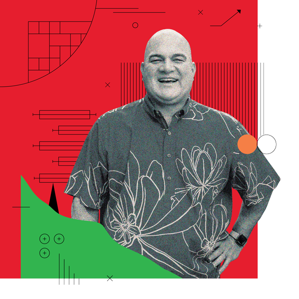 Micah Kāne, CEO, Hawaiʻi Community Foundation